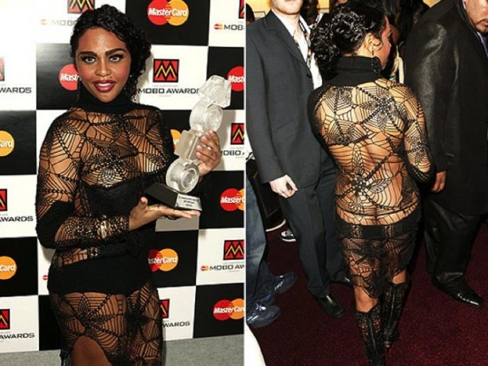 Going Commando 25 Celebrities Who Wore No Underwear